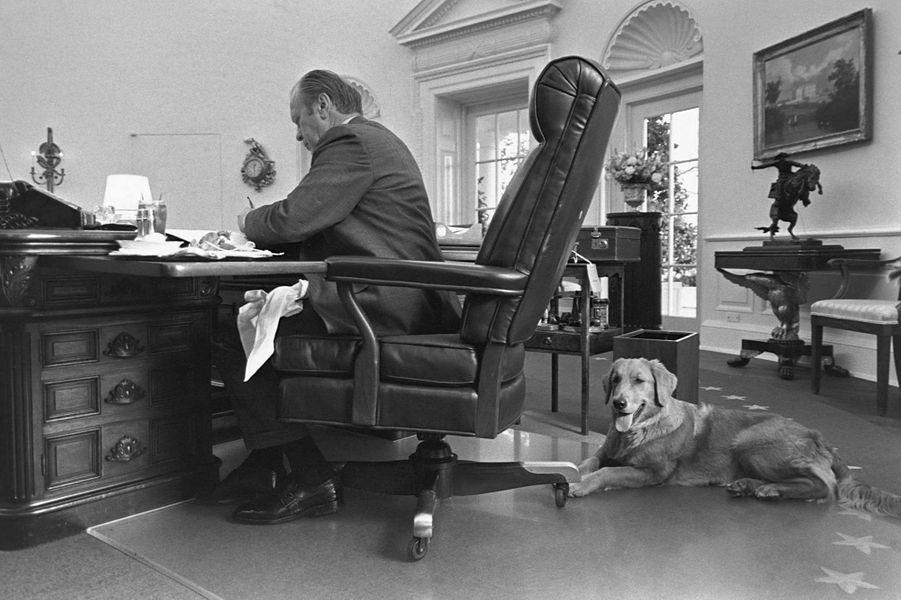 Gerald Ford Liberty novembre 1974
