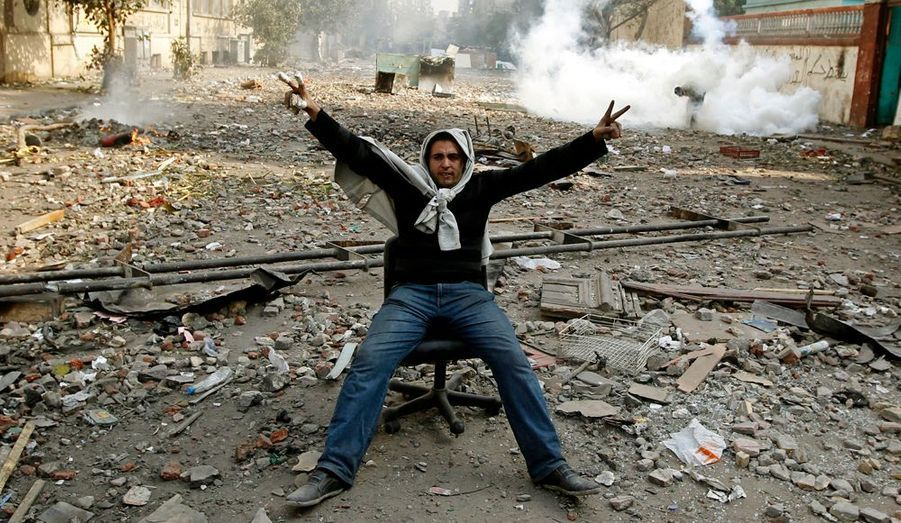 Les manifestants de la place Tahrir ne croient pas en l'accord passé par les militaires avec les formations politiques du pays.