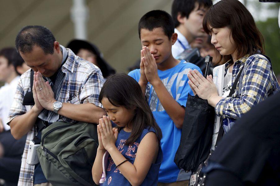 74 000 personnes sont mortes le 9 août 1945 à Nagasaki