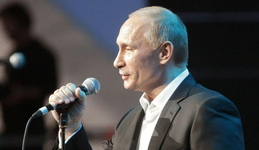 Vladimir Poutine ou Poutine Vladimir ? Telle est la question, alors que la révolte gronde en Russie...