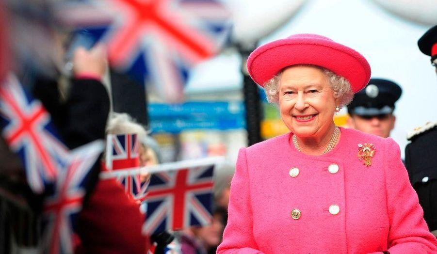 Le 6 février marquera le soixantième anniversaire de l'accession au trône de la reine Elizabeth II.