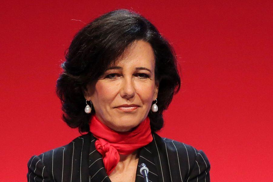 Ana Patricia Botin, femme d'affaires espagnole