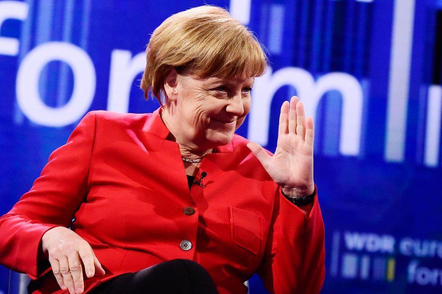 Angela Merkel, Chancelière allemande