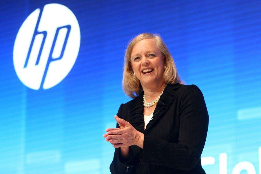 Meg Whitman, PDG du site de vente en ligne e-bay