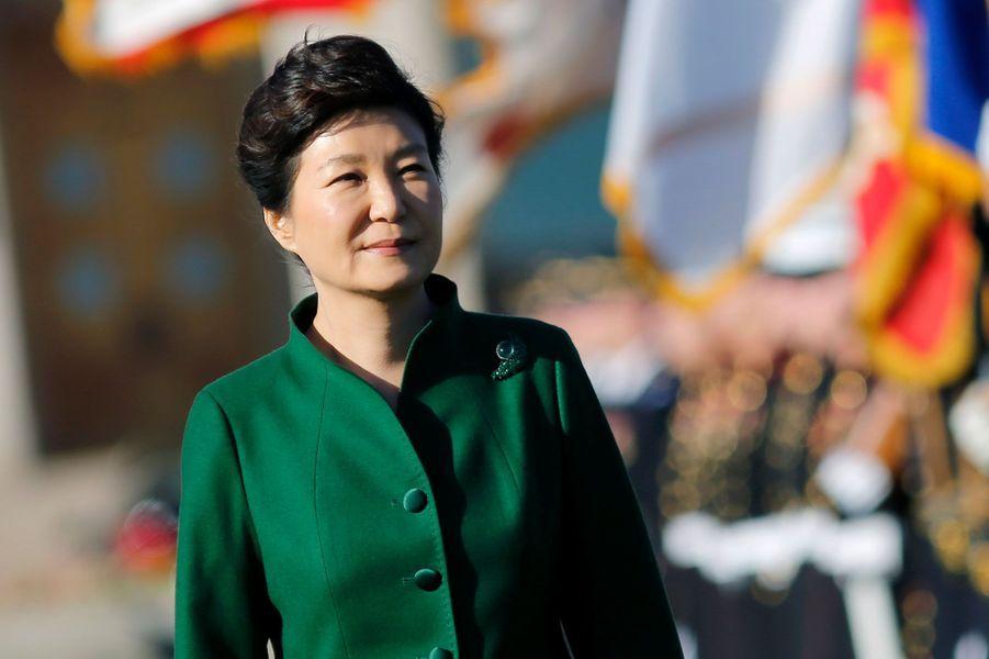 Park Geun-Hye, femme politique nord-coréenne