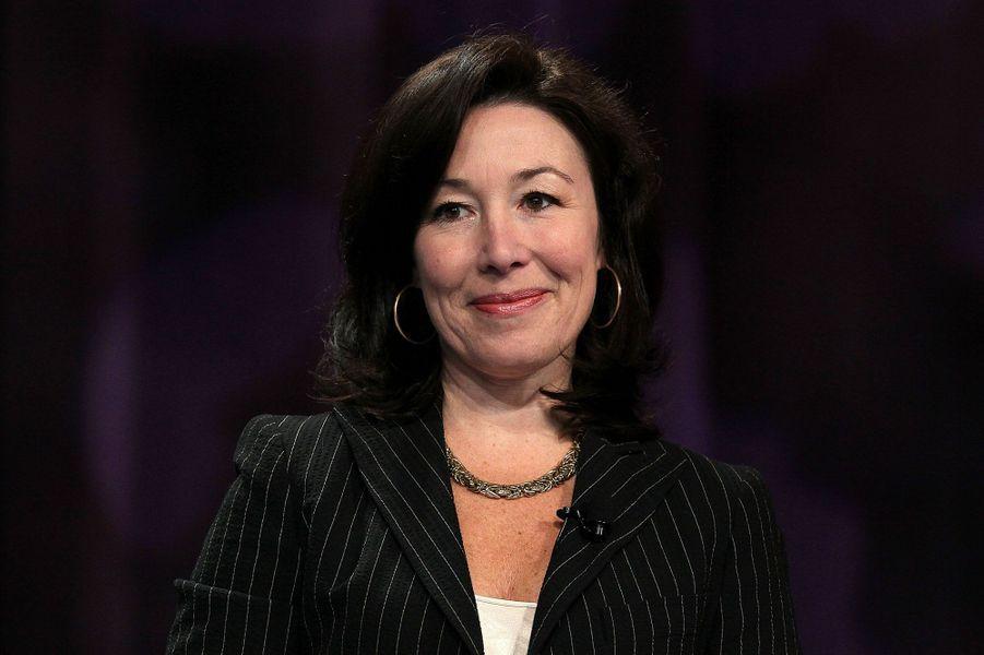 Safra Catz, présidente directrice générale d'Oracle Corporation.