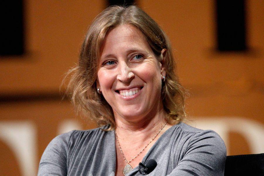 Susan Wojcicki, dirigeante d'entreprises américaine