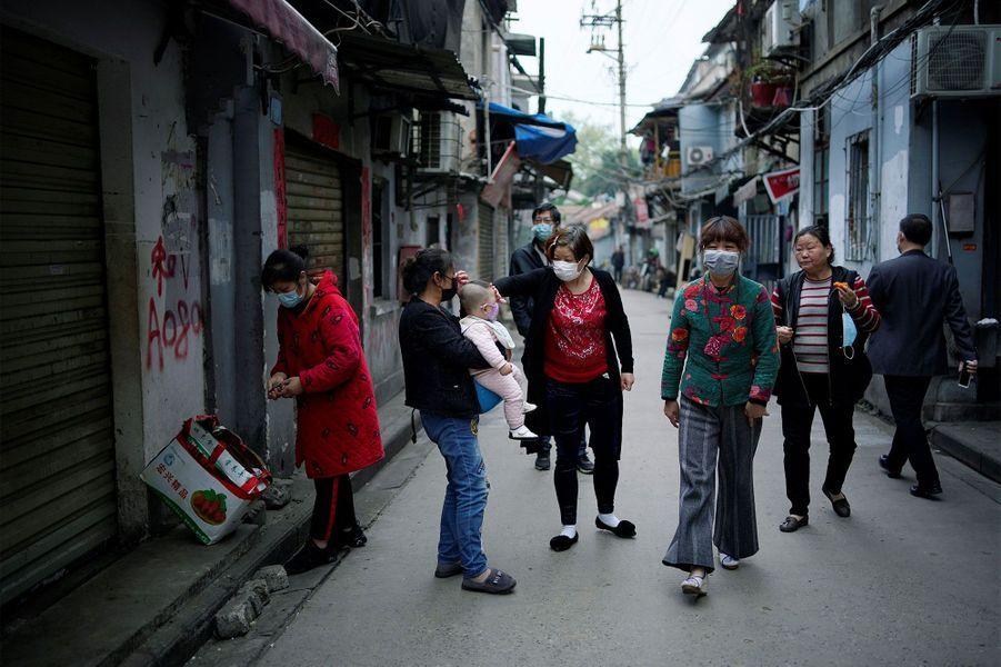 La quarantaine imposée a pris fin à Wuhan.