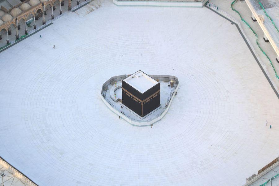 La Mecque, Arabie Saoudite.