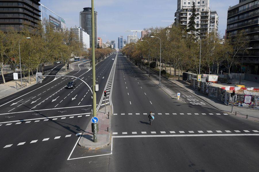 Madrid, Espagne.