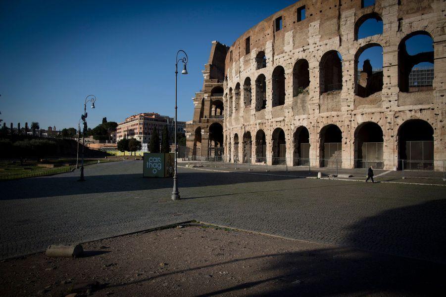 Le Colisée, Romes, Italie.