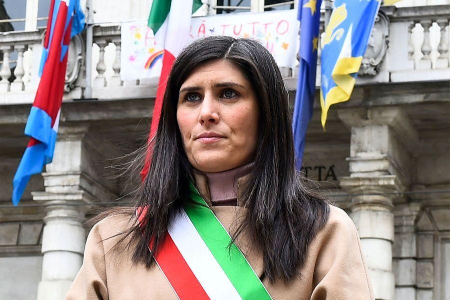 Chiara Appendino, la maire de Turin.