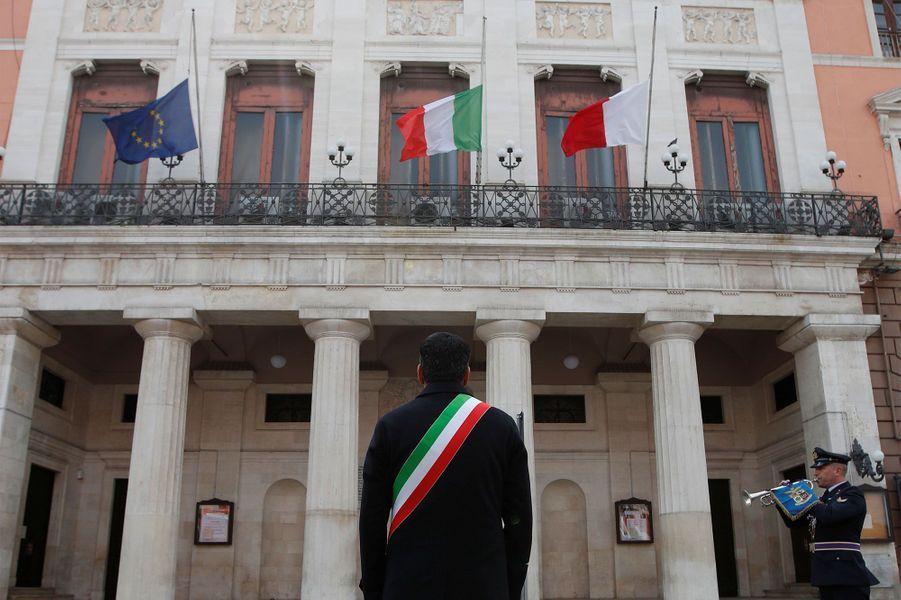 Antonio Decaro, le maire de Bari.