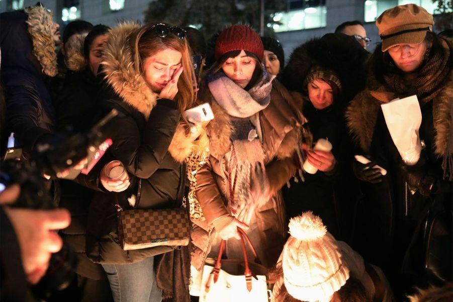 Le Canada pleure les 63 victimes du crash d'avion en Iran.