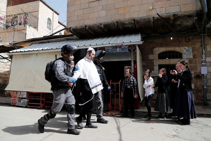 Photo prise à Jérusalem, en Israël.