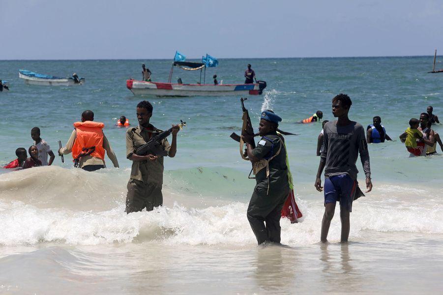 Photo prise àMogadiscioen Somalie.