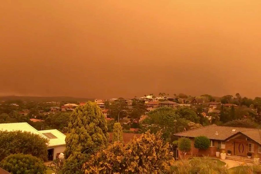 Plus d'un million d'hectares partis en fumée — Incendies en Australie
