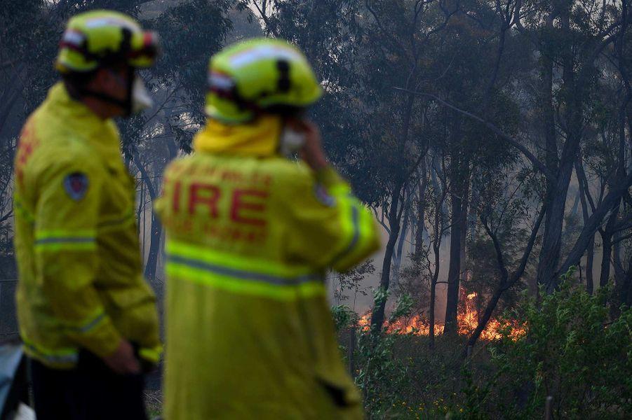 Léger répit mais les autorités restent vigilantes — Incendies en Australie