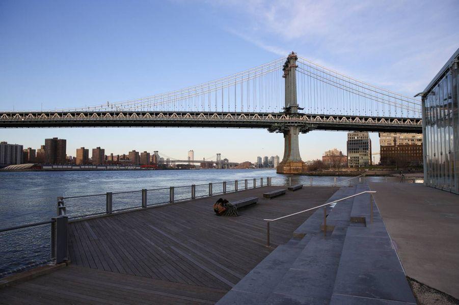 Les effets du confinement à New York.