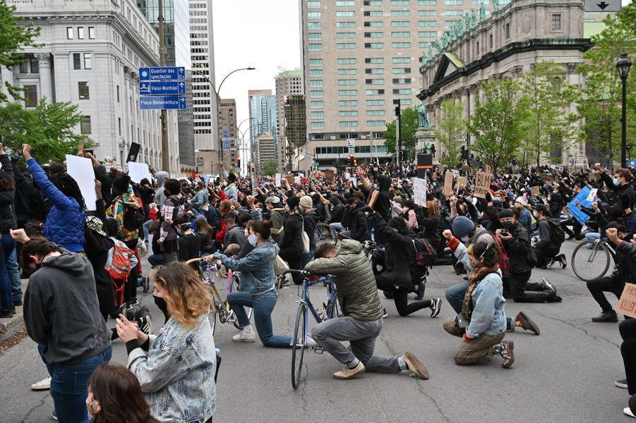 Montréal au Canada, le 31 mai 2020.