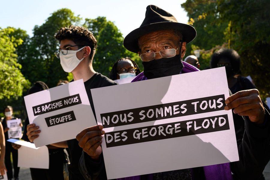Paris en France, le 1er juin 2020.