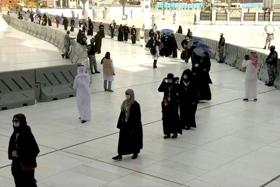 La Mecque, le 29 juillet 2020.
