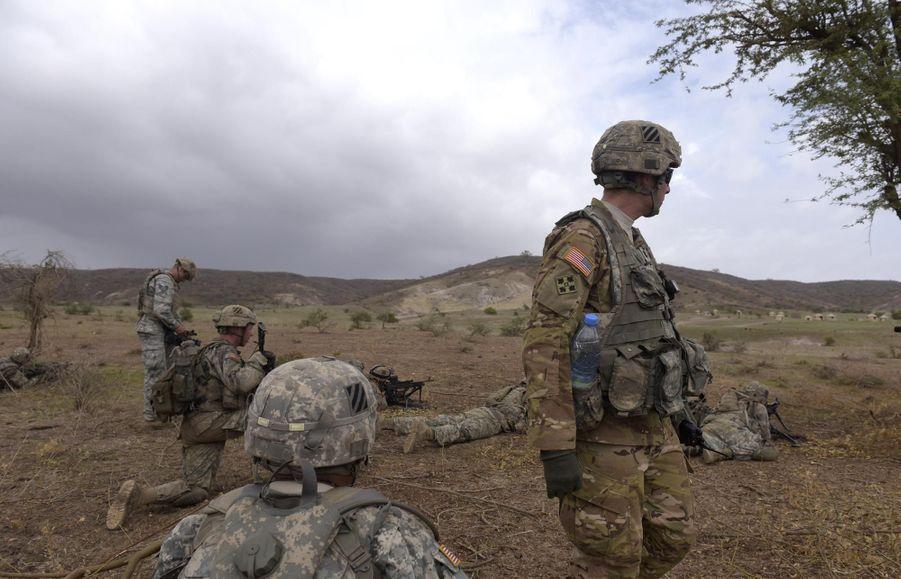 Des soldats américains se préparent à une intervention d'urgence en Afrique