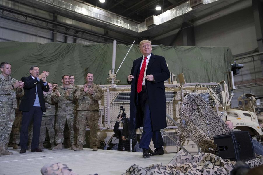 Donald Trump Afghanistan 21