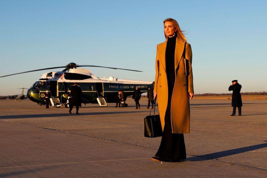 Ivanka Trump en Pennsylvanie, le 18 janvier 2018.