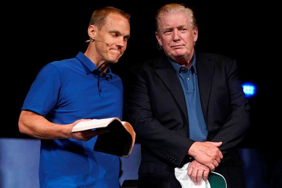Donald Trump à Vienna, en Virginie, le 2 juin 2019.