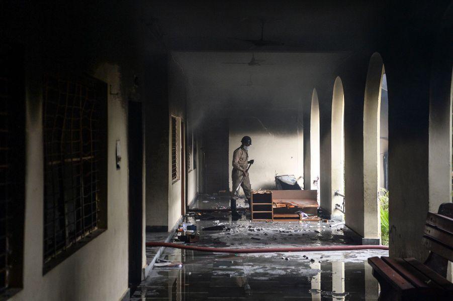 Inde: New Delhi secouée par des violences intercommunautaires