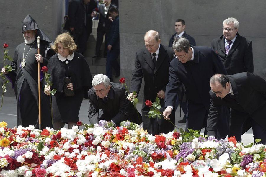 En Arménie, le temps de l'émotion