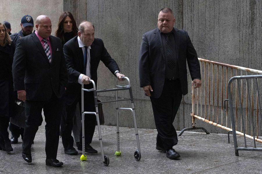Weinstein conclut un accord de 25 millions avec ses accusatrices