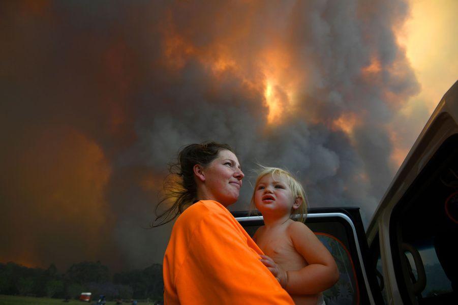 L'Australie en proie aux flammes
