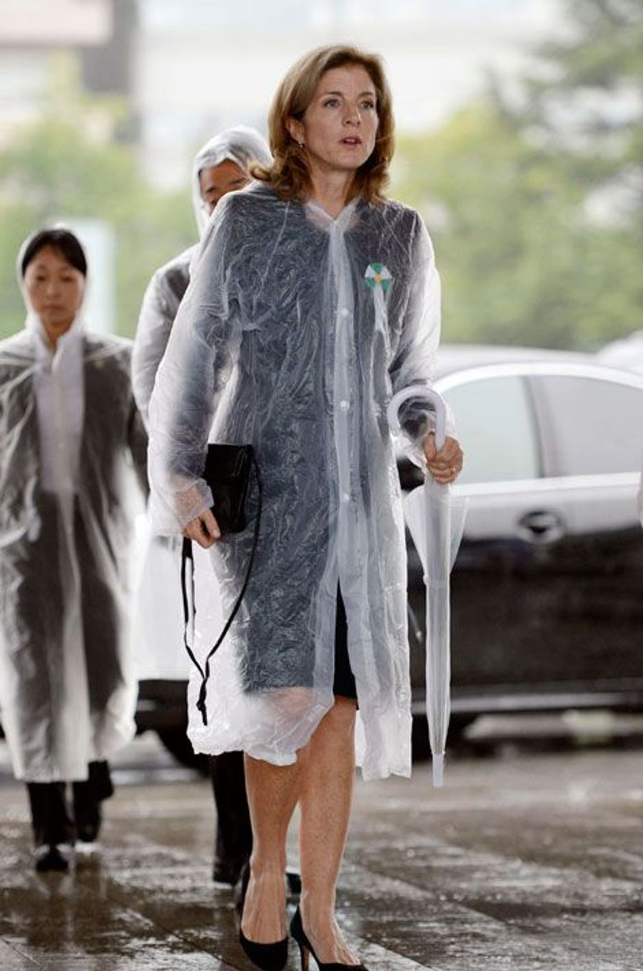 Caroline Kennedy, ambassafrice du Japon aux Etats-Unis