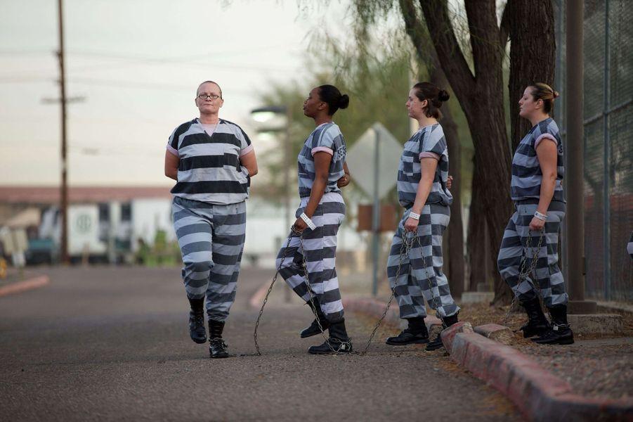 """Tent City"", la prison en plein air dans l'Arizona"