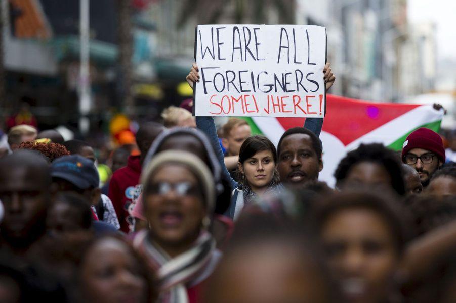 Afrique du Sud. Le fléau de la xénophobie
