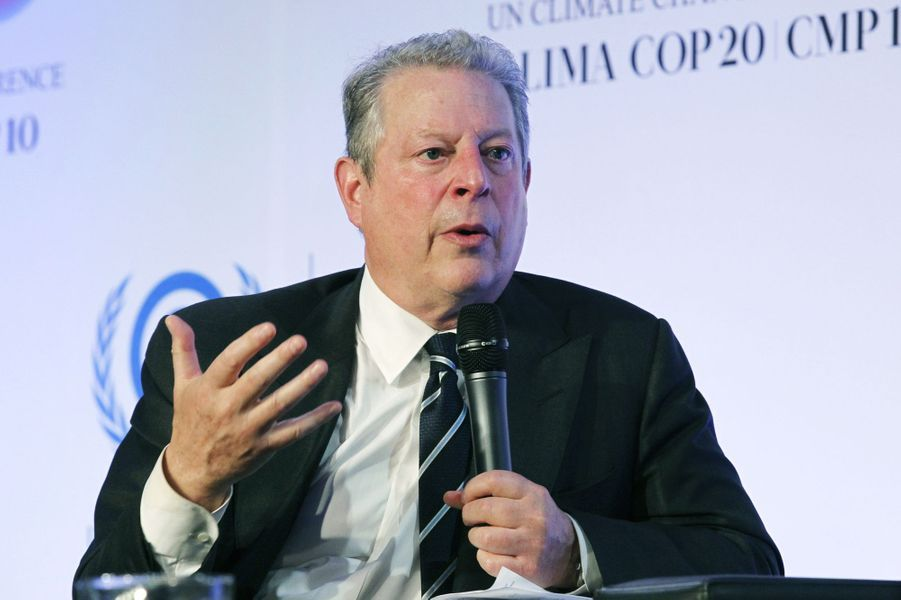 Al Gore facture entre 150.000 et 200.000 euros par conférence