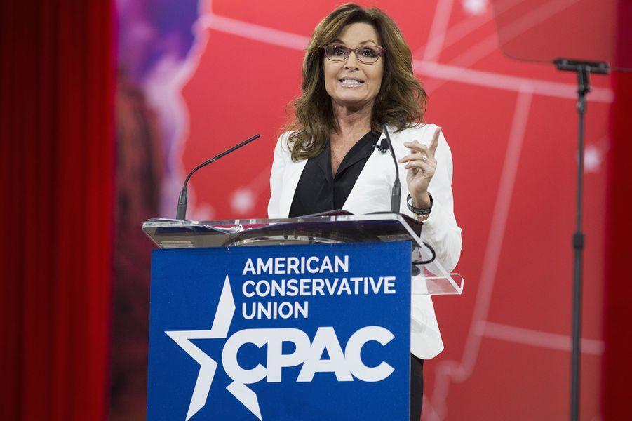 Sarah Palin aurait déjà été payée 115.000 dollars pour une intervention