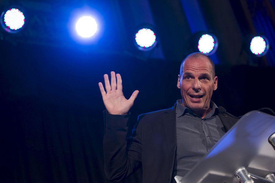 Yanis Varoufakis est payé plus de 55.000 euros par discours donné «hors de l'Europe»