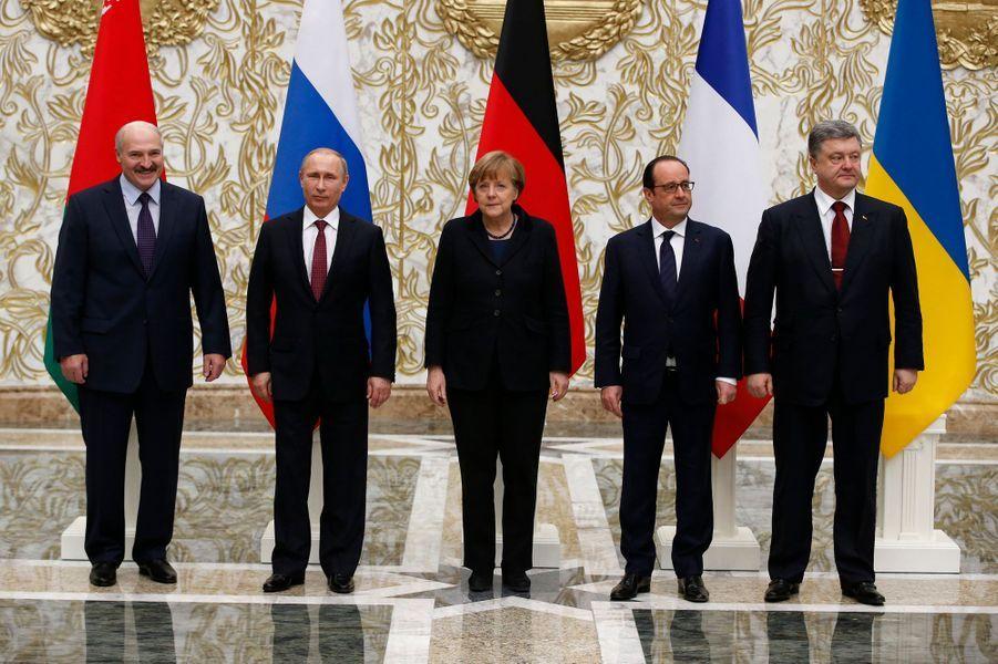 Un sommet historique