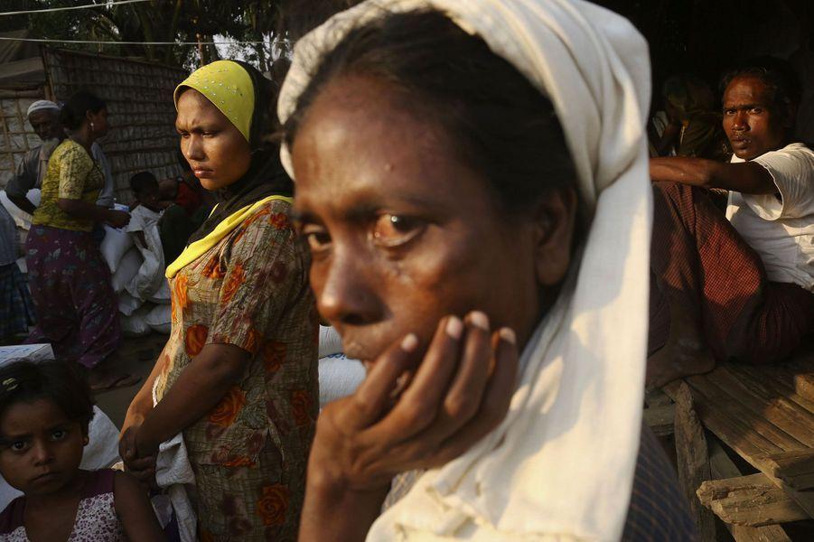 L'alarmante situation des Rohingyas