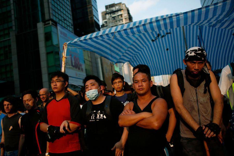 Hong Kong au bord de l'implosion