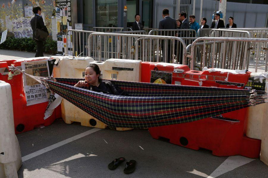 Hong Kong. Les barricades sont levées