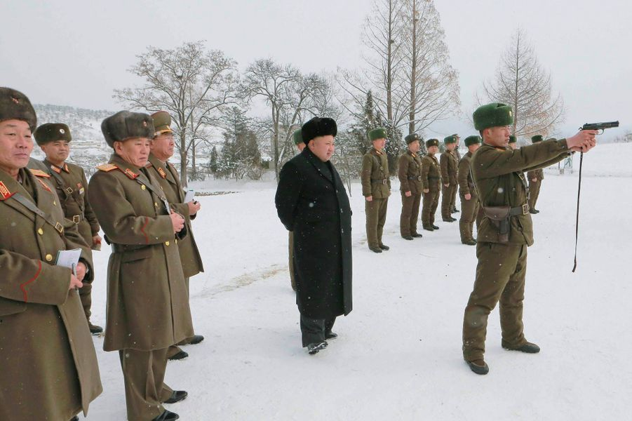 Kim Jong-Un, le dictateur qui aimait la neige