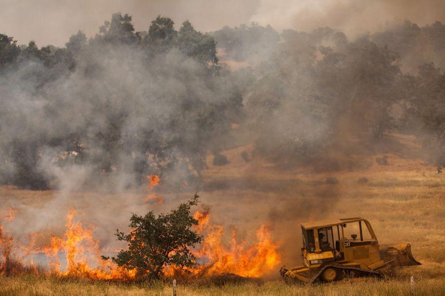 L'apocalypse par le feu en Californie