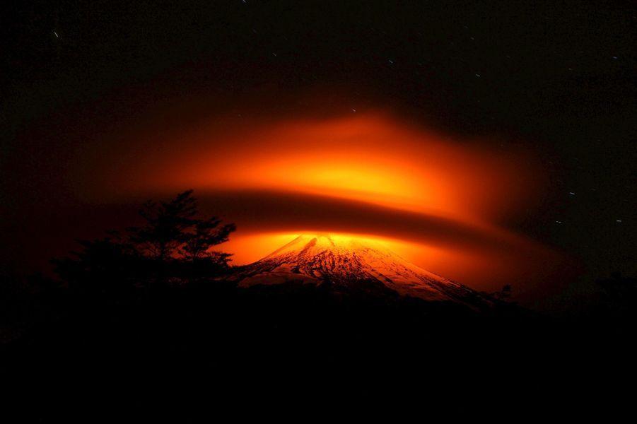 La beauté mortelle du volcan Villarrica