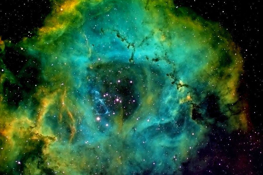 La beauté nébuleuse de l'univers
