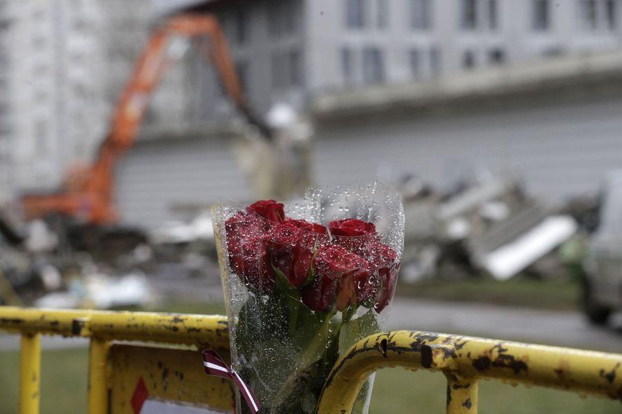 La Lettonie pleure ses morts