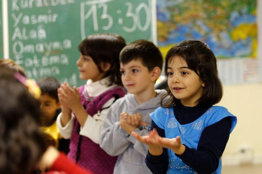 La nouvelle vie des réfugiés syriens en Allemagne